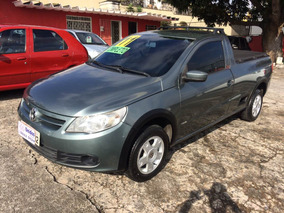 Vw Saveiro 1.6 Cs, Flex, Completa, Rodas