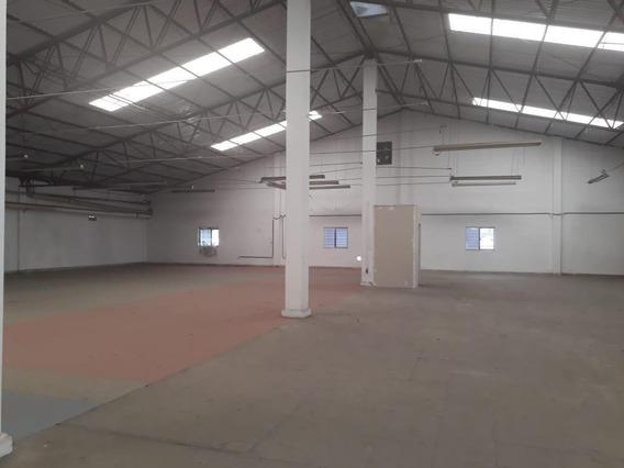 Nave Industrial En Renta - Naucalpan