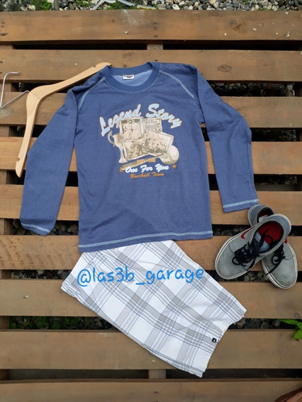 Sweater Niño Ligero Talla 10 Marca One For You De Tizzas