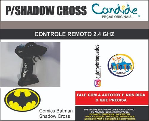 Imagem 1 de 1 de Shadow Cross 9029 - Batman - Controle Remoto 2.4ghz