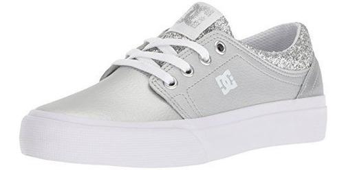 Zapato De Skate Trasero Se Dc Para Niño
