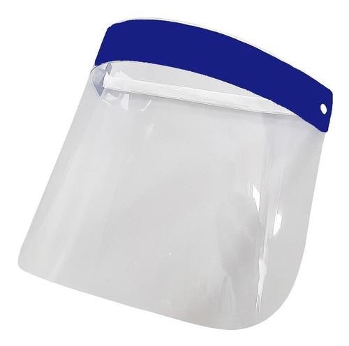 Máscara De Proteção Facial Viseira Epi - 35x23cm
