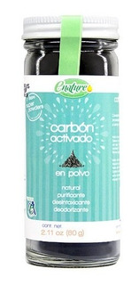 Enature Carbon Activado Super Powder 60gr