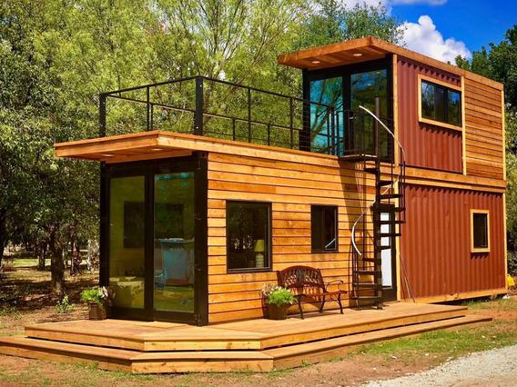 Loft Container Casa Contenedor 45 Mts2 Vivienda (12)