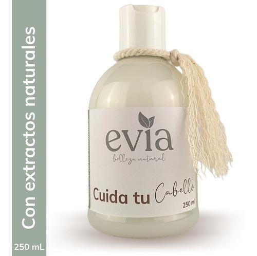 Imagen 1 de 2 de Shampoo De Almendras Con Extractos Naturales