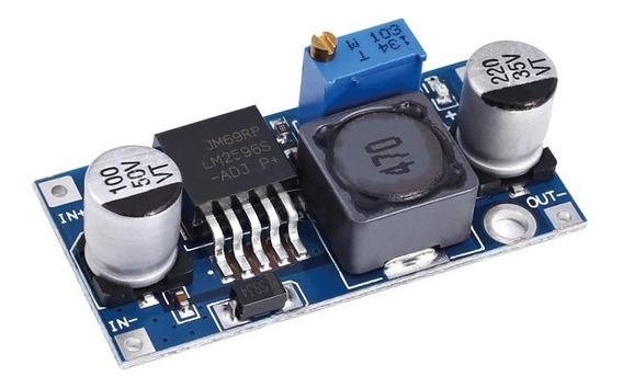Regulador De Tensão Step Down Buck Dc Lm2596