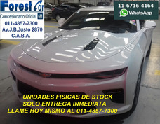 Chevrolet Camaro 6.2 Coupe Ss V8 Stock Fisico Entrega Ya!#6