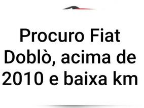 Fiat Dobló Essence Ou Adventure