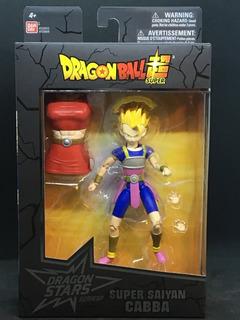 Dragon Ball Super Dragon Saiyan Cabba Bandai Original Replay