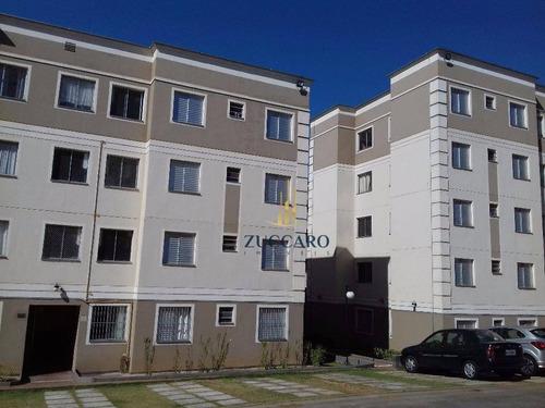 Apartamento À Venda, 50 M² Por R$ 218.000,00 - Jardim Adriana - Guarulhos/sp - Ap15987