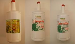 Paquete Orquidium, Hongofín E Insectifín