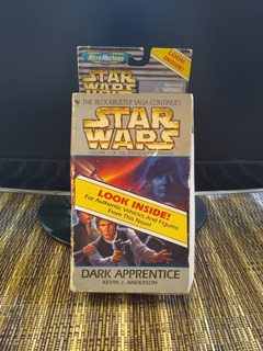 Star Wars Micro Machines Dark Apprentice Blíster