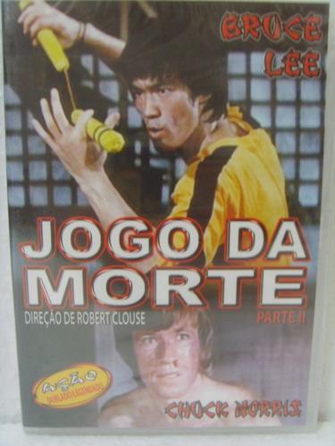 Dvd Jogo Da Morte Parte 2 Bruce Lee Chuck Norris Luta