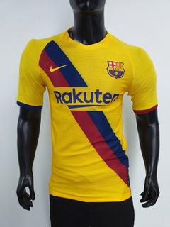 Camiseta Oficial Barcelona Visitante Tipo Player 2020 22% Dt