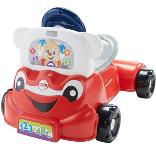 Carro Inteligente Andadera, Caminador 3 En 1 Fisher Price.