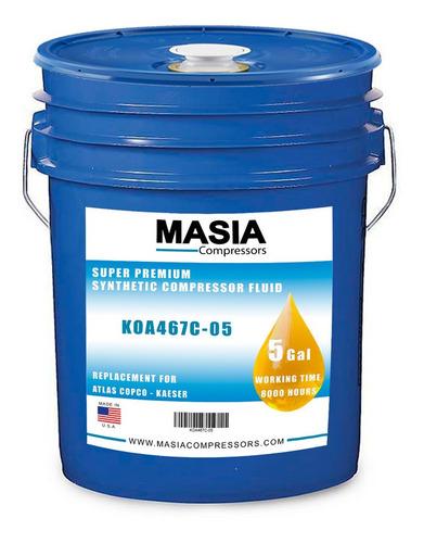Aceite Palasyn-45 Para Compresor Sullivan/palatek