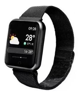 Relógio Smartwatch Inteligente Android Ios LG Samsung P70