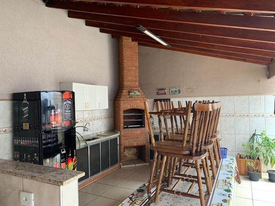 Casa Em Jardim Alto Dos Ypês, Mogi Guaçu/sp De 140m² 3 Quartos À Venda Por R$ 289.000,00 - Ca426494