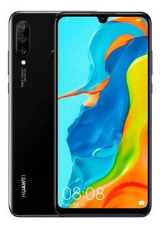 Huawei P30 Lite 128gb 4g + Lamina Funda + 10 Mascarillas