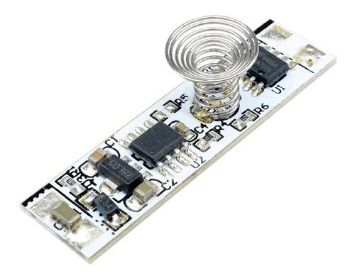 Dimmer Tactil 9-24v 30w - Ideal Led Fan