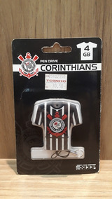 Pendriver 4gb Corinthians