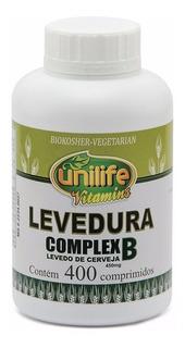 Levedo De Cerveja 400 Comprimidos - Complexo B + Brinde