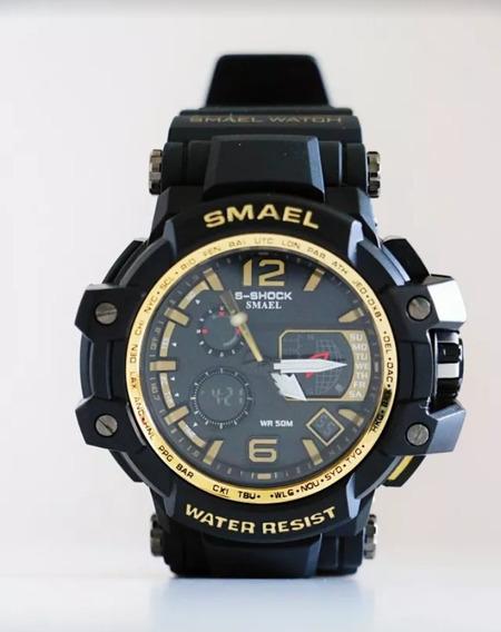 Relógio Militar Smael S-shock 1509 Original Super Promoção