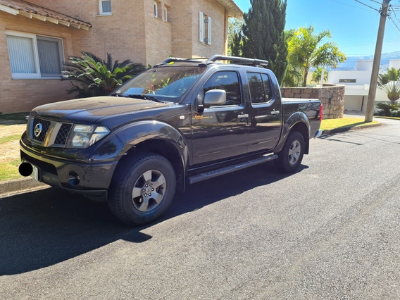 Nissan Frontier 2013 2.5 Se Attack Cab. Dupla 4x4 4p