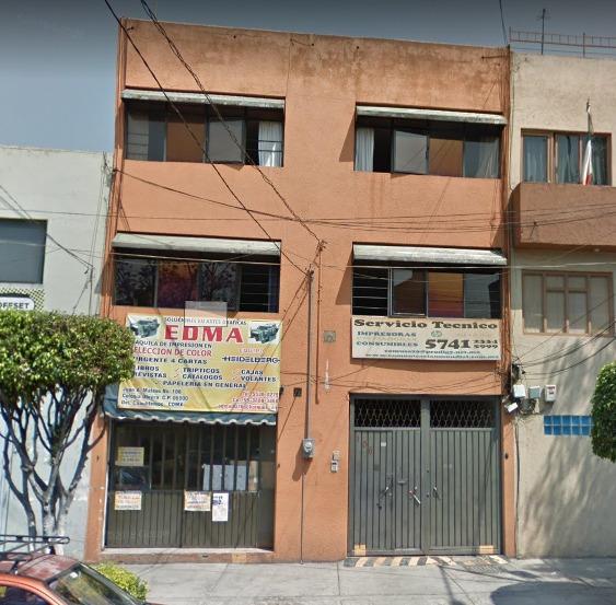 Inversión Vía Remate Bancario Casa En Col.obrera