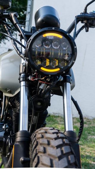 A Tratar! Rocketman Vento 250 Tipo Scrambler!