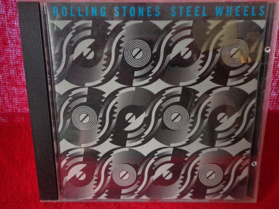 Cd Rolling Stones - Steel Wheels