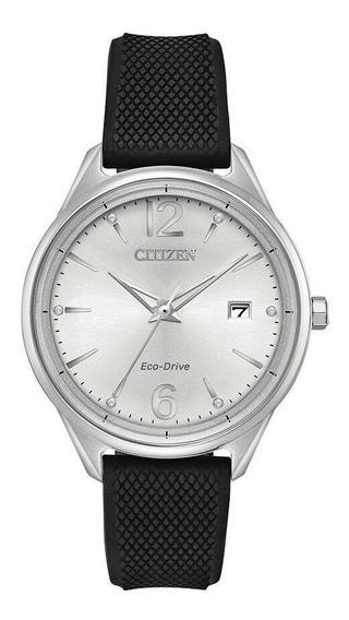 Relógio Feminino Citizen Fe6100-16a Borracha