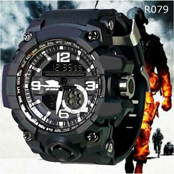 2 Relógios Masculino Importado De Luxo Com Frete Barato Ga10