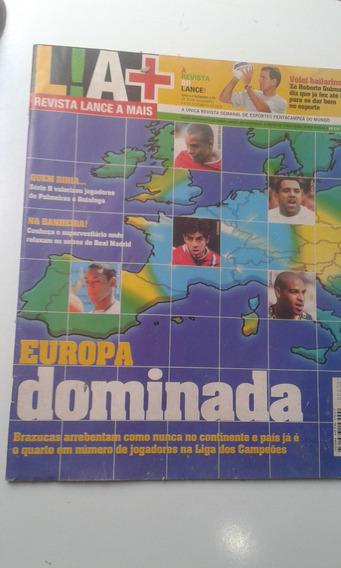 Revista - Lance A Mais 170 - Europa Dominada