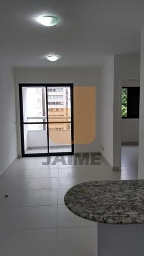 Apartamento Padrão Com 2 Dormitórios, Manobrista E 1 Vaga. - Ja5674
