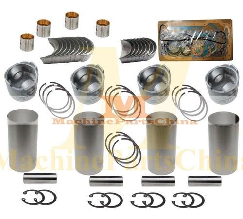 Imagen 1 de 1 de Kit De Ajuste Motor Chevrolet Npr Nqr Gmc W3 W4 W5 4he 4.8l