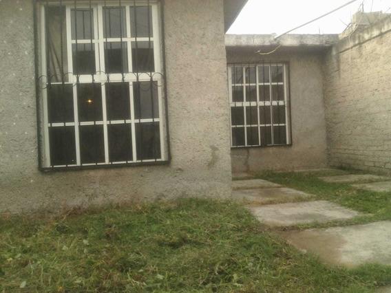 Venta Casa En Tultitlán Cerca Del Hospital De Especialidades