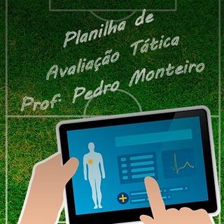 Planilha De Avaliação Tática No Futebol | Licença Full