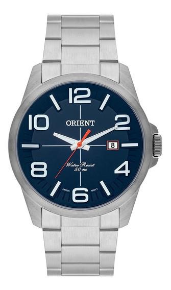 Relógio Orient Masculino Analogico Mbss1289