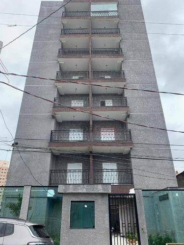 Apartamento Novo Com 2 Dorm, 60 M² Aluguel Por R$ 1.500/mês - Penha - São Paulo/sp - Ap6142