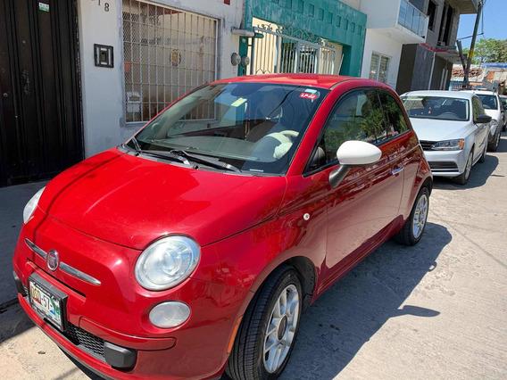 Fiat 500 1.4 Pop At 2014
