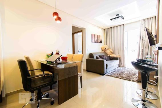 Apartamento No 7º Andar Com 2 Dormitórios E 1 Garagem - Id: 892947059 - 247059