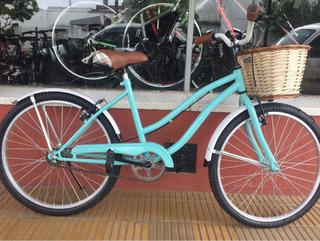 Bicicleta Vintage Rodado 24