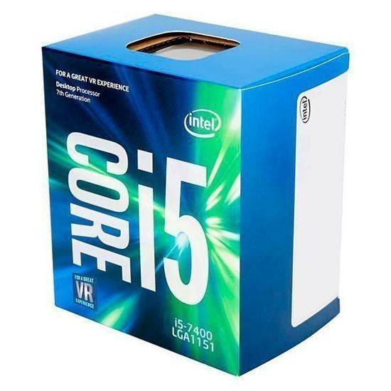 Processador Intel Core I5 7400 3,50 Ghz 6mb Cache Lga 1151