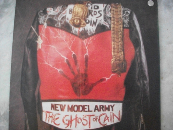 Lp - New Model Army - The Ghost Of Cain - 1986