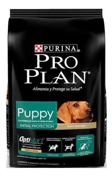 Alimento Perro Cachorro Raza Grande Optistart 3.5kg Pro Plan