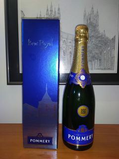Champagne Pommery Frances