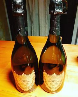 Don Perignon Champagne