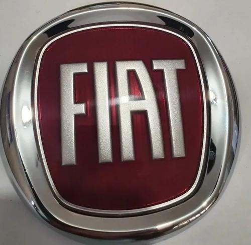Imagem 1 de 2 de Emblema Grade Cronos Original Fiat