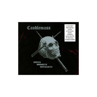 Epicus Doomicus Metallicus: Remastered By Candlemass (2004-0